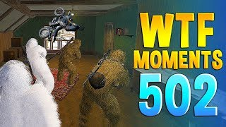 PUBG Daily Funny WTF Moments Highlights Ep 502
