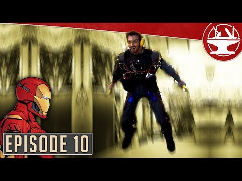 Flying Like Iron Man #10: Jet Boots