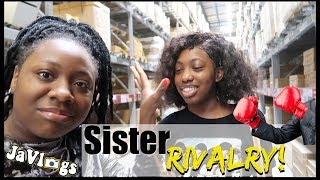 Sister Rivalry Who's Copying Who? | Family Vlogs | JaVlogs