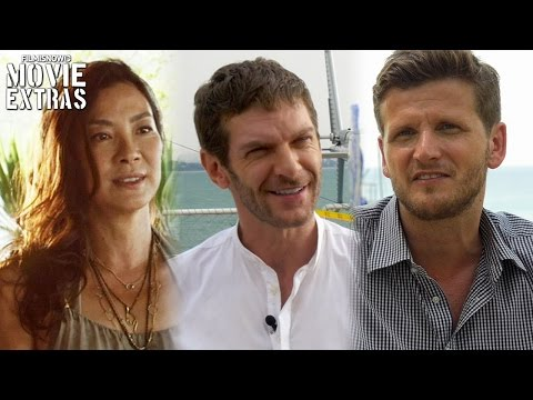 Mechanic: Resurrection | On-set With Michelle Yeoh, Sam Hazeldine & Dennis Gansel [Interview]