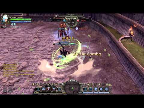 Dragon Nest PvP: Windwalker Combo Locking #2