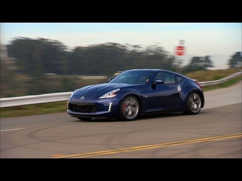 Car Tech - 2013 Nissan 370Z Touring
