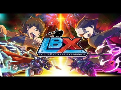 Игра LBX: Little Battlers eXperience
