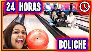 24 HORAS NO BOLICHE !!!