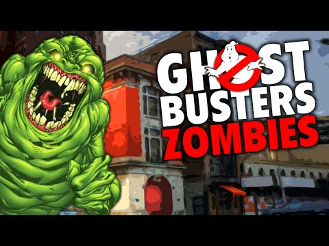 GHOSTBUSTERS ZOMBIES