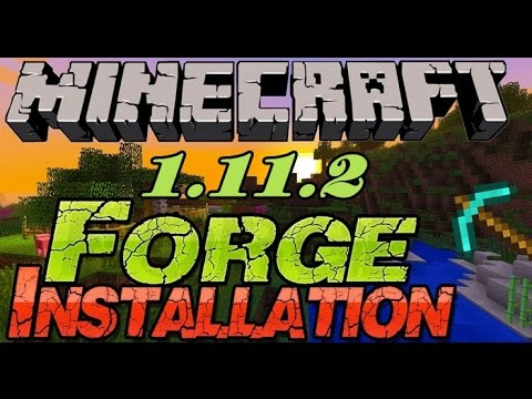 Top1MC - Minecraft Forge API 1.11.2 - Minecraft Installation & Review