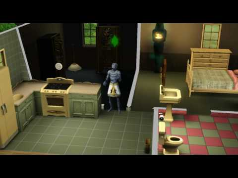 Sims 3 World Adventures- How to Make a Mummy