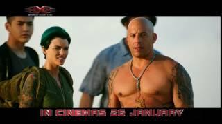 xXx: Return of Xander Cage | 15sec VERSUS | IN CINEMAS 26 JANUARY