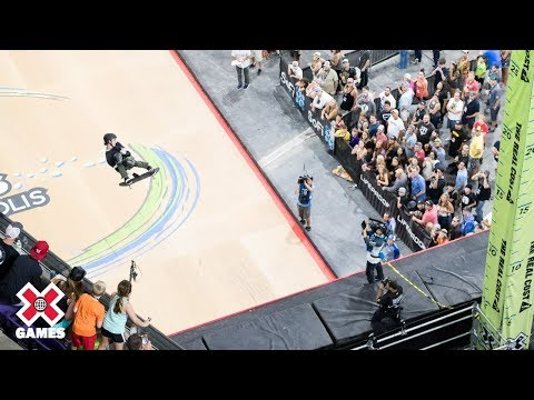 Mitchie Brusco: #10 | X Games 2018 Top 10 Moments