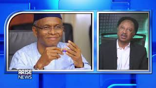 Shehu Sani chats about how El-Rufai will be removed from Power.