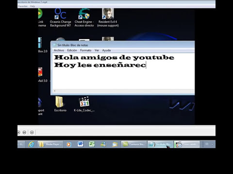Como ver cualquier tipo de video con Media Player Classic