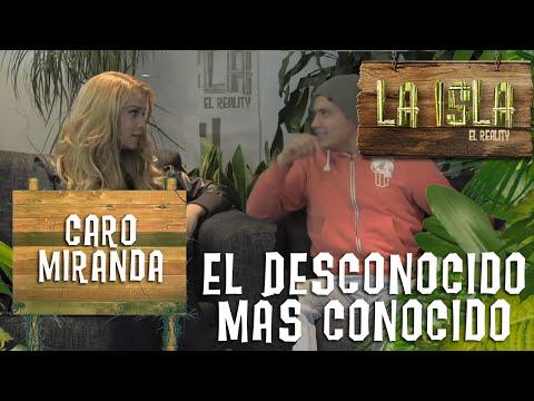 El desconocido más conocido - Entrevista a Caro Miranda | Capítulo 26 (Parte 1)