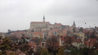 [Backpacking Europe 2014 (4/7)- Mikulov & Valtice, Czech Republic] Video