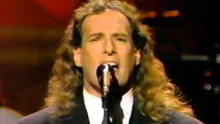 Joey Melotti wMichael Bolton 1992 pt 2 Love is a Wonderful Thing
