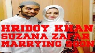 News: Hridoy Khan Marrying Super Model Sujana Zafar 2014