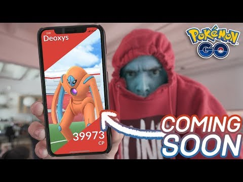 HOW TO GET NEW DEOXYS DEFENSE FORM IN POKÉMON GO! (New EX Raid Boss)