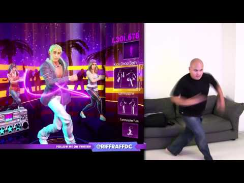 Dance Central 3 Demo Moves Like Jagger (Hard) Gold Gameplay