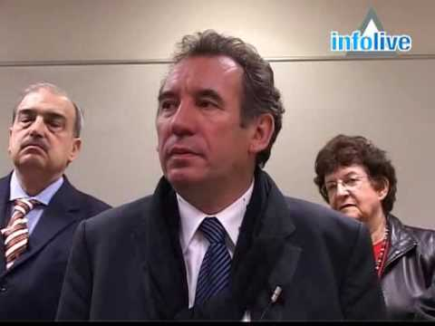 Interview de Francois Bayrou