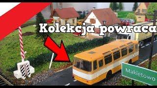 Kultowe Autobusy PRL-u / Autosan i trzy inne modele
