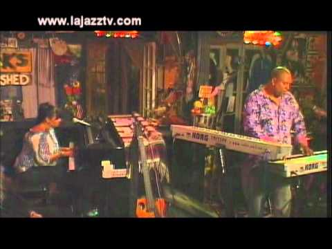 Amazing pianist for Norman Brown, Gail Jhonson performs on LA JAZZ