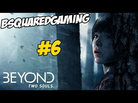 Beyond: two souls Gameplay Walkthrough Parte 6 [ITA] HD - Braccata