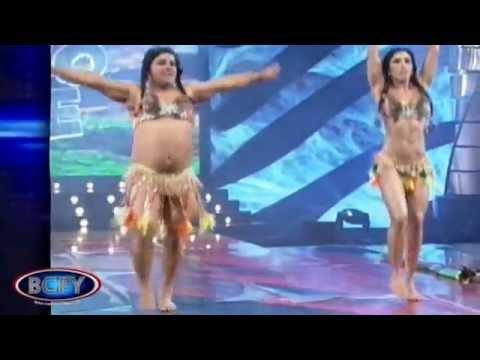 BCPy 2012 - Syncro Dance: Rossana Barrios y Trocito Franco