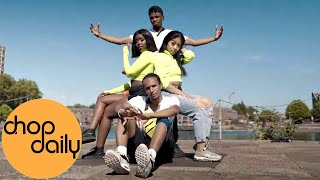 Kojo Funds ft WizKid - I Like (Official Dance Video) | Chop Daily