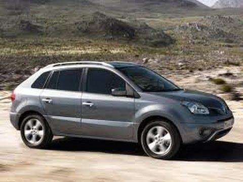 Тест Renault Koleos