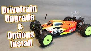 Race Buggy Build-Up - Tekno EB410 Upgrades & MIP 13.5 Performance Bundle | RC Driver