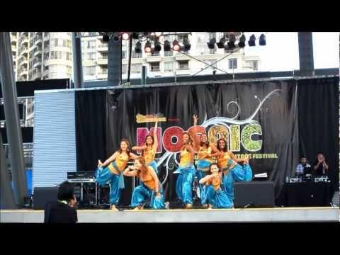 MosaicFest Nachange Saari Raat Competition 2012- Tricube Dance...