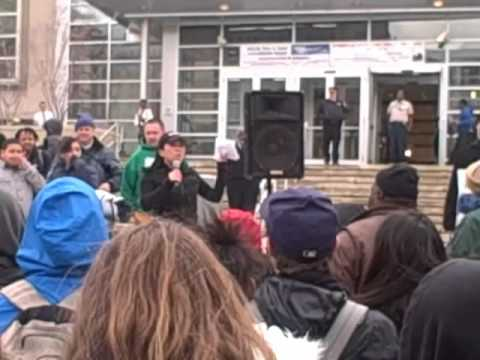 Rally at the Philadelphia School District