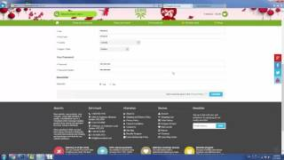 How to register account in www.lierremedical.com