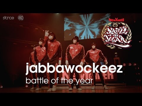 Jabbawockeez At Battle Of The Year    .stance video