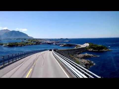 The Atlantic Highway, Norway June 2013