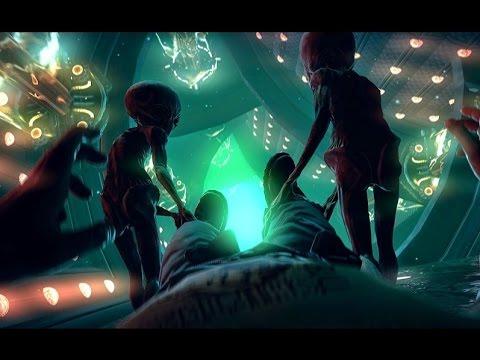 """ALIENS NIGHT"" A Really freaky Alien Abduction Sci Fi / Horror movie Short video"