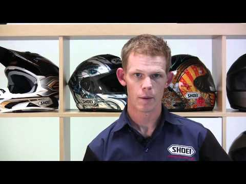 SHOEI Helmets: Tech Tips Series—Helmet Fit