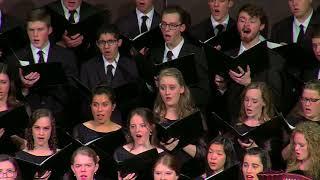 O Be Joyful in the Lord  John Rutter  BJU University Singers