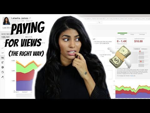 Buying YouTube Views… Worth It? AdWords for Video Do's and Don'ts
