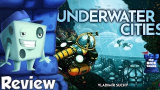 Underwater Cities Review - with Tom Vasel