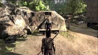 Прохождение игры готика 4 аркания часть 1