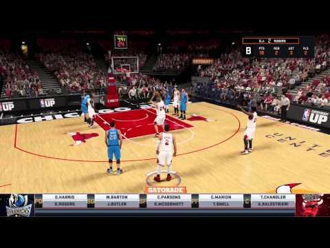 NBA 2K15 PS4 MY CAREER Dallas MAVERICKS