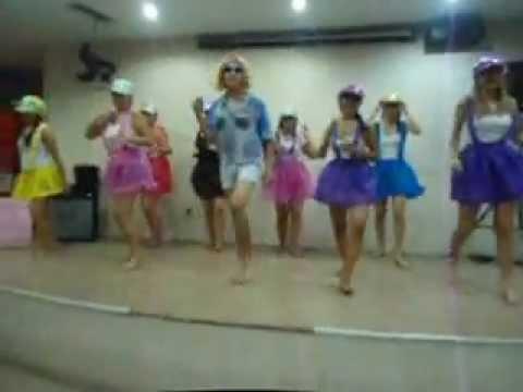 Festival de Dança Infantil do Liceu - Ilariê - Xuxa - 3°...