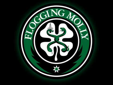 Flogging Molly - Selfish Man (HQ) + Lyrics