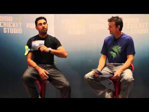 PUMA Cricket Studio - Yuvraj vs. Gilchrist