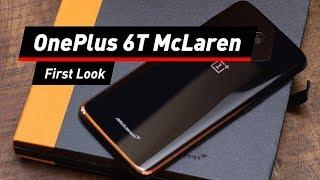 Sportlich: Das OnePlus 6T McLaren Edition im Unboxing!