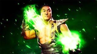 Mortal Kombat 11 ALL SHANG TSUNG Intros (Dialogue & Character Banter) MK11