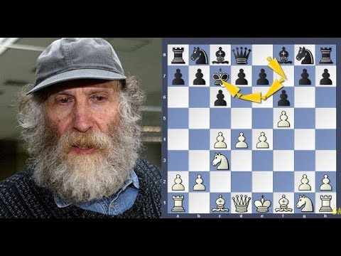 Watching video Bobby Fischer Makes 4 Consecutive Crazy Opening King Moves Against Short Game 2/8