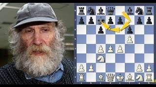 Bobby Fischer Makes 4 Consecutive Crazy Opening King Moves Against Short Game 2/8