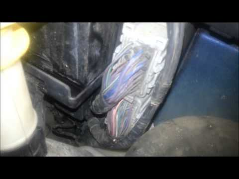 cooling fan relay issue dodge minivan
