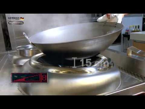 商用专业电磁炉系列核心技术概览